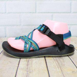 Chaco Zcloud 2 Classic Strappy Toe Hug Sandal Sz 7